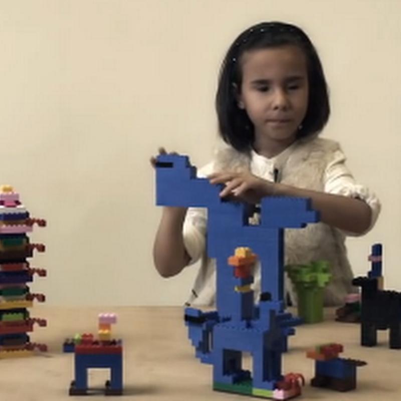 Inspirador proyecto de LEGO