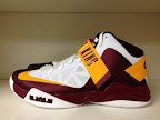 nike zoom soldier 6 pe christ the king home 2 02 Nike Zoom Soldier VI CTK Away & Home Alternate   New Pics