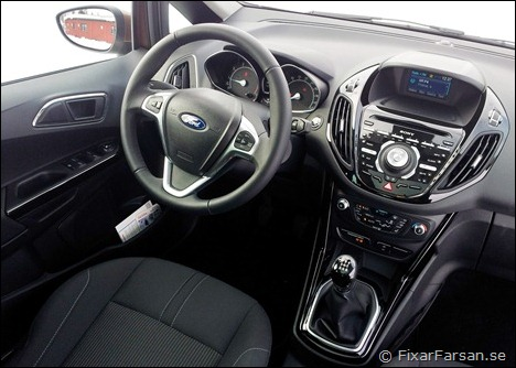 Förarplats-Ford-B-Max