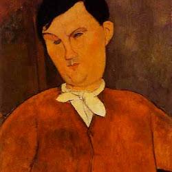 Modigliani, M Deleu 1916