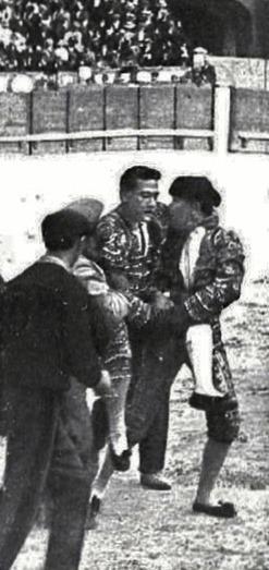 1910-07-10 (p. Nuevo Mundo dia 14) La cogida de Bienvenida Foto 03