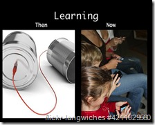 flickr - langwitches - Learning then and Now