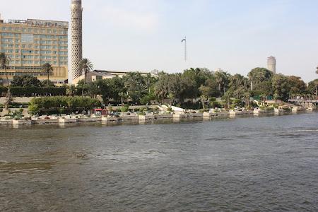 Imagini Egipt: Cairo, pe malurile Nilului