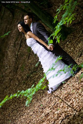 Borne Sulinowo fotografia ślubna