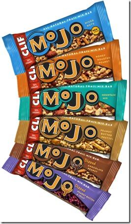 CLIF MOJO 6 flavor fan - 080310