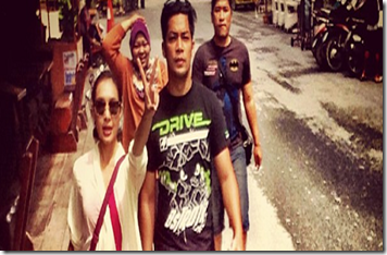 Gambar mesra Intan Ladyana dan Kamal Adli bercuti di Phuket 10