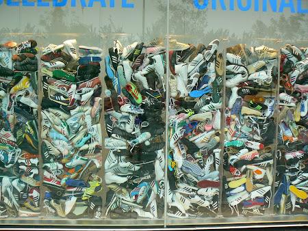 Adidas store in Beijing