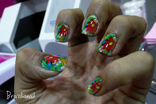 Brazilianail unhas estampadas