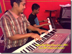 Siswa Kursus Jembatan Merah Music & Dance Course (5)