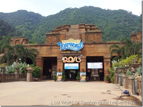 Lost Word of Tambun
