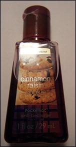 PocketBac Cinnamon Raisin Cookie