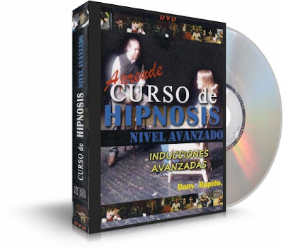 Curso de hipnosis. Nivel avanzado - Dany el rápido [Video AVI XviD | 824 MB |Audio español]