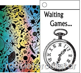 Waiting Games Cover