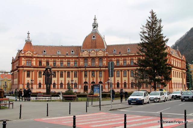 Piața Sfatului Brașov