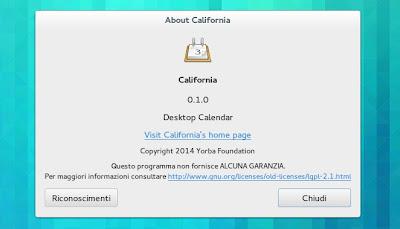 California - info
