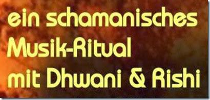 ein schamanisches Ritual
