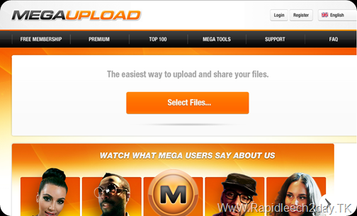 Rapidleech Download Plugin Megaupload.Com [Fixed]Download Plugin – New Changes