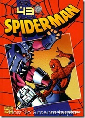 P00044 - Coleccionable Spiderman #43 (de 50)