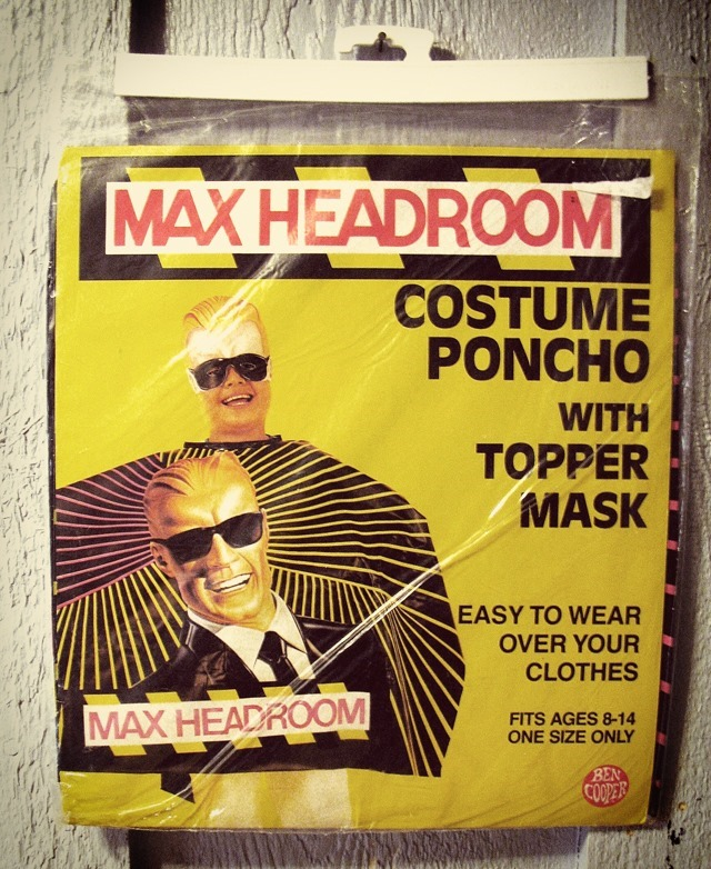 Max Headroom Costume