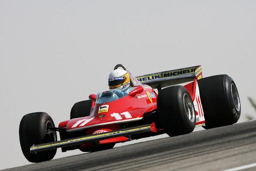 Ferrari 312T4. Formula One