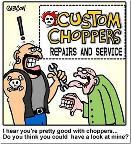 Copy of choppers
