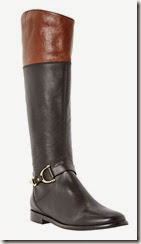 Dune Leather Riding Style Boot