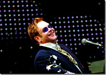 Elton John en mexico 2012 foto