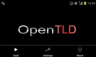 Screenshot of OpenTLD for Android