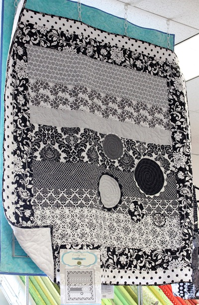 Evening Gown Quilt Kit