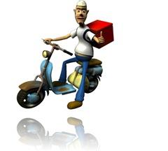 motoboy pizzaiolo
