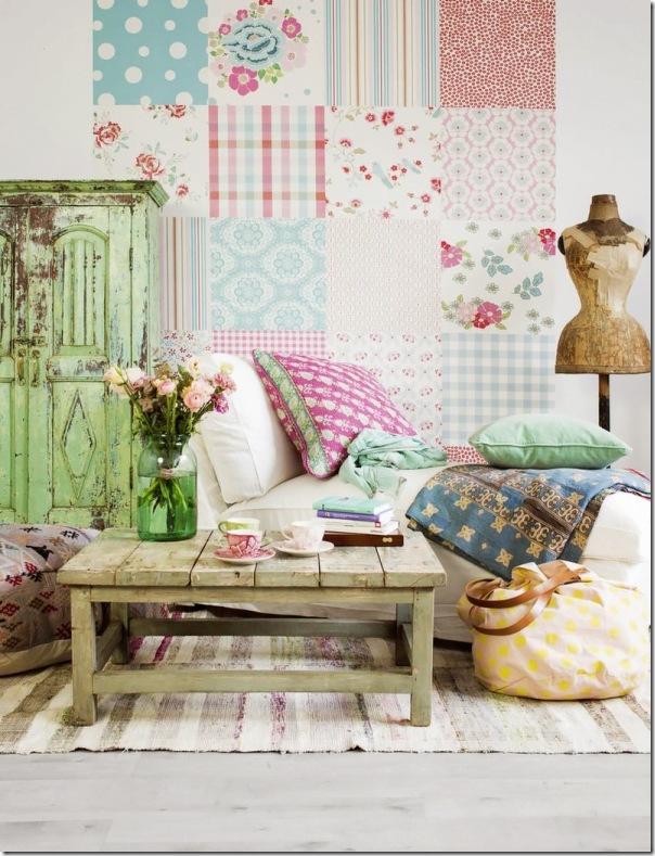 case e interni - interior design - living - dettagli di primavera (1)