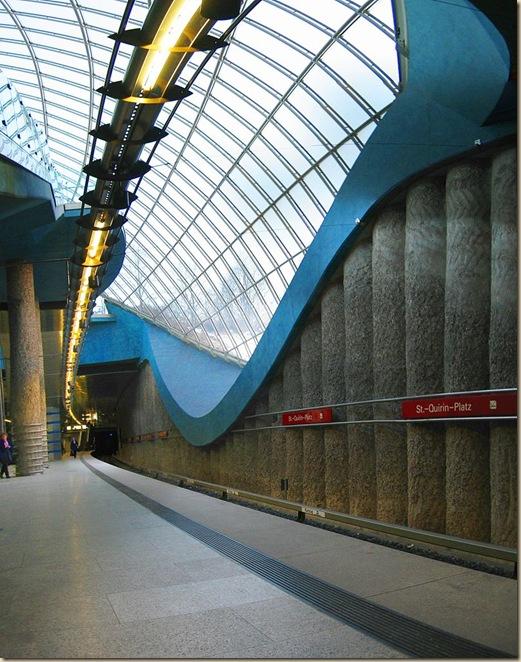 24 stations de métro stupéfiantes (6)
