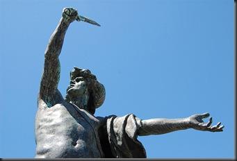 mad statue kevin krejci