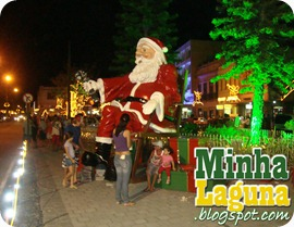 Decoração de Natal em Laguna - Blog Minha Laguna