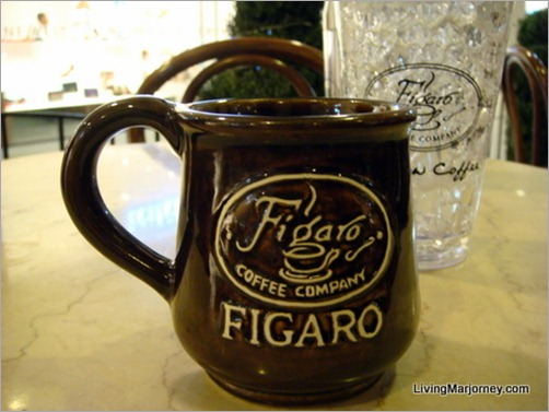 Figaro Artisan Mug