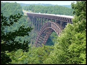 New River Gorge Bridge WV