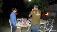 Barbecue in Calingasta