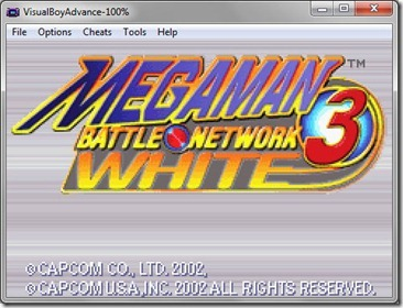 Download GBA Megaman Battle Network 3 White Version English for PC (Emulator + Rom)