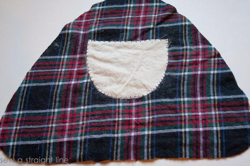 santa face pillows sew a straight line-2