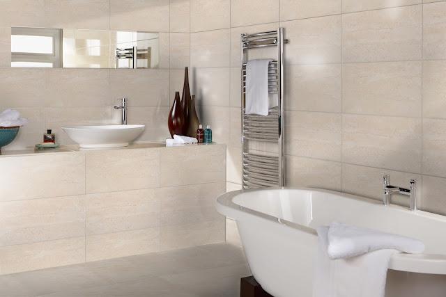 Phòng tắm ốp gạch men