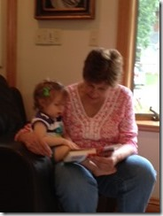 reading with Pat