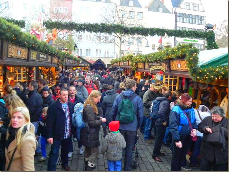 Feira de Natal Colônia 34