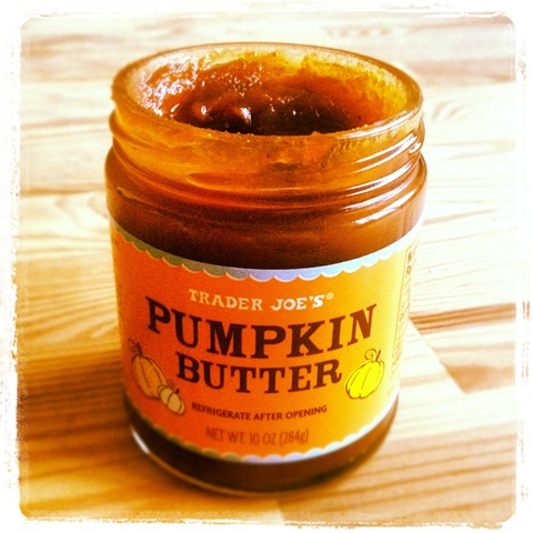 #327 - Trader Joe's pumpkin butter
