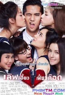 Trai Đẹp Thời Nay - Love Heaw Feaw Tott Tập HD 1080p Full