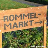 Rommelmarkt gereformeerde kerk Nieuwe Pekela - Foto's Harry Wolterman