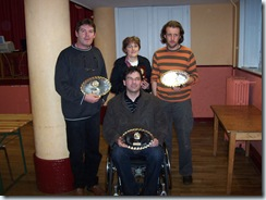 2008.11.16-005 Philippe, Alain et Patrick avec Brigitte