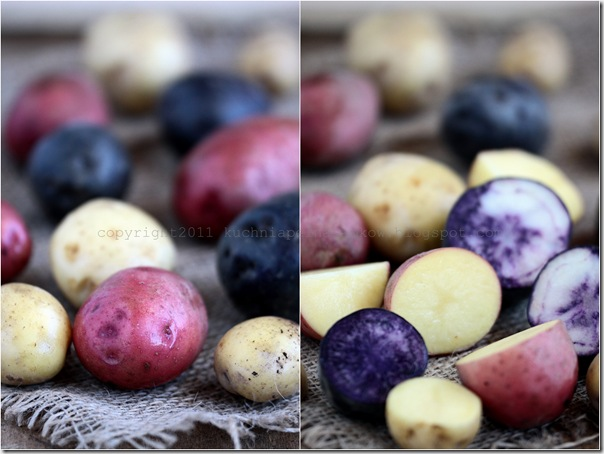 Pieczona ziemniaczki2