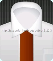 අලුත් විදියකට ටයි එක දාමු. (ක්රම අටක පාඩම්මාලාවේ පළමු ක්රමය) - How to wear a tie (Part 01) Blind fold knot method with Pictures