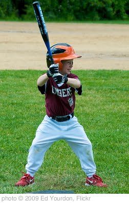 'LIttle League baseball, May 2009 - 09' photo (c) 2009, Ed Yourdon - license: http://creativecommons.org/licenses/by-sa/2.0/