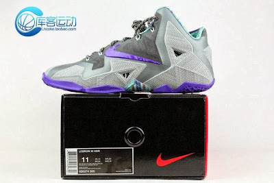 nike lebron 11 gr terracotta warrior 4 16 Nike Drops LEBRON 11 Terracotta Warrior in China